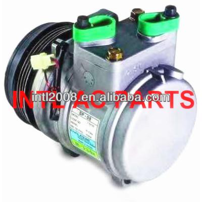 Delphi- harrison sp-10 sp10 compressor ac para daewoo matiz 96324801 96256053 717656 717639