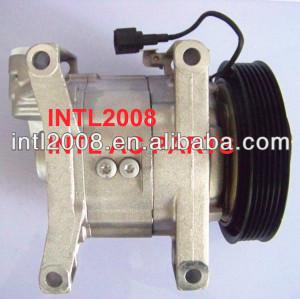 Dkv11g compressor de ar condicionado para o nissan sentra nissan 200sx 92600- 4z000 92600- 4z002 92610- 4z000 506021-7320 92600- 4z003
