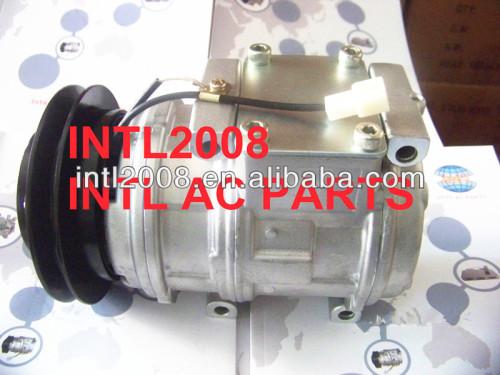 Denso 10pa17c ar condicionado um comp/compressor ac para toyota land cruiser lexus lx450 l6 4.5l 88320-60580 447200-4553