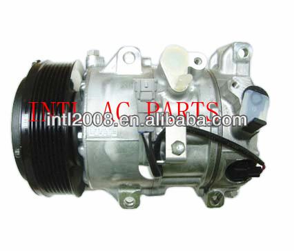 Denso 6seu16c um/compressor c, ar condicionado 447190-3170 447190-3172 88310-48091 para toyota harrier e lexus rx330