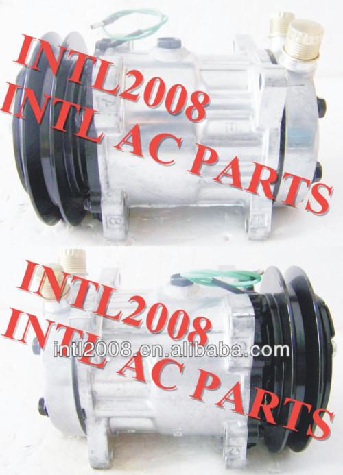 Ar condicionado ac conjunto de compressor sanden 7h15 709 sd7h18 universal 8034 7887 cm-7887 cm7887