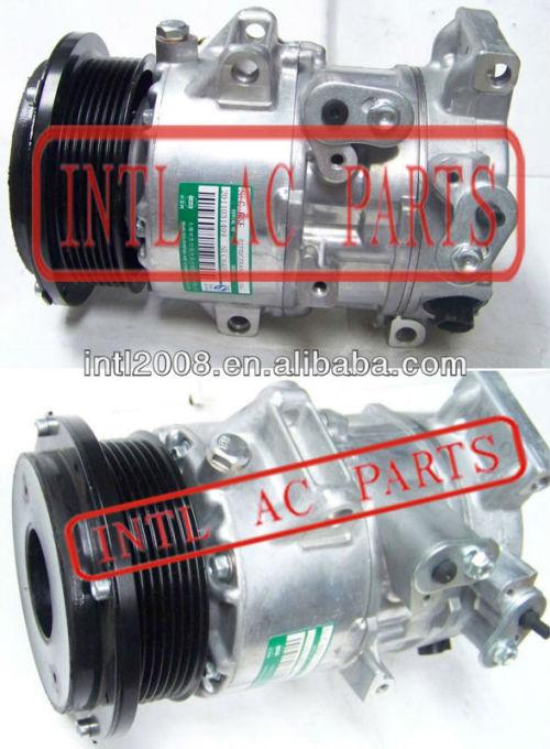 Denso 6seu16c carro ac um/c compressor para toyota estima acr50 camry acv40r 2006- 447190-5320 447260-0970 447190-7290 447190-5321