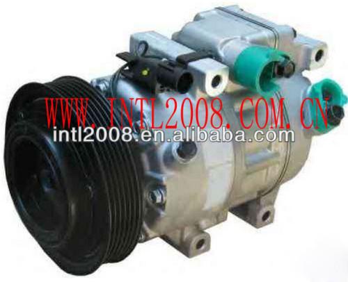 Um ar condicionado/c compressor vs16 para hyundai elantra hd/i30 avante 1.6 kia 2006- 97701- 2h000 97701- 2h002 97701- 2h040 f500-an6aa-05