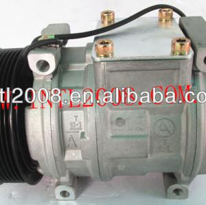 Denso 10pa15c compressor ac, ar condicionado 447190-9051 447190-9050 447170-2310 1101155.0 1101155.1 1028683.1 para renault
