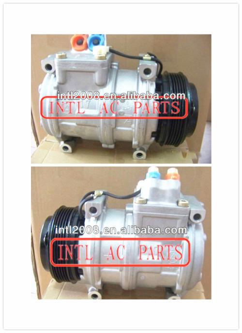 denso 10pa17c compressor de ar condicionado para bmw 318i 318is 535i 325i m3 525i 850i 64528385915 64528390741 64528391694