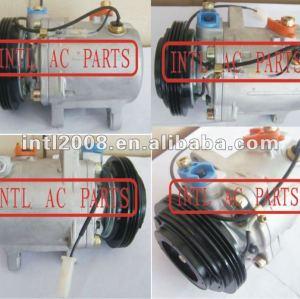 Seiko- seiki ss72dlg1 ar condicionado compressor ac para smart ciry coupe smart cabrio mercedes benz uma- classe w168 160230001