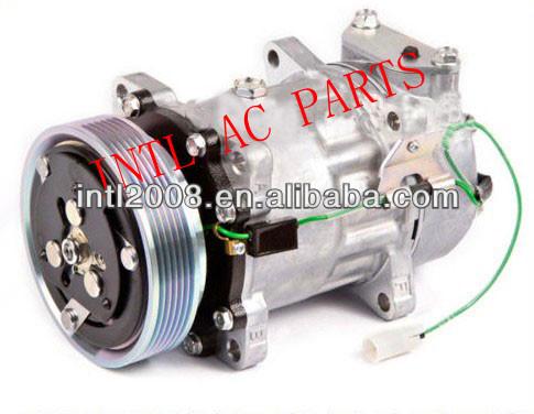 Zexel dks-15ch dks15ch compressor de ar condicionado para volvo 960 s90 v90 l6 2.9l 9447271 9447842 8601531 9463138 506011-7393