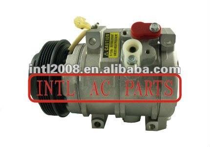 Denso 10s17c compressor de ar condicionado para mazda mpv l081-61-k00 l08161k00 447220-3662 447220-3661 4472203662 4472203661