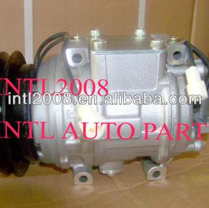Denso 10pa15vc/10pa15vl carro compressor de ar condicionado para mitsubishi pajero w06l0811021 73111-kg010 73111kg010 a42011a2501003