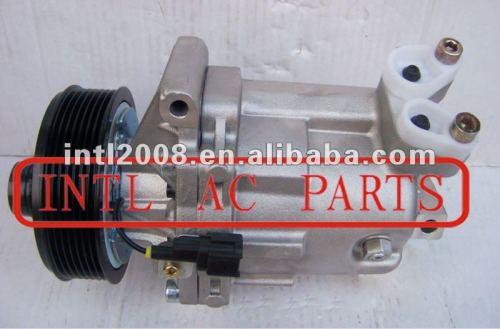 Cr-10 carro compressor de ar condicionado para o nissan versa cubo 92600-cj60a 92600cj61b 92610- 1u61a 92600cj60a 92600-cj61b 926101u61a