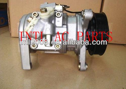 Denso 10pa17h auto ar condicionado compressor para a toyota supra lexus sc300 l6 3.0l 88320-24100 88320-24120 88310-24130