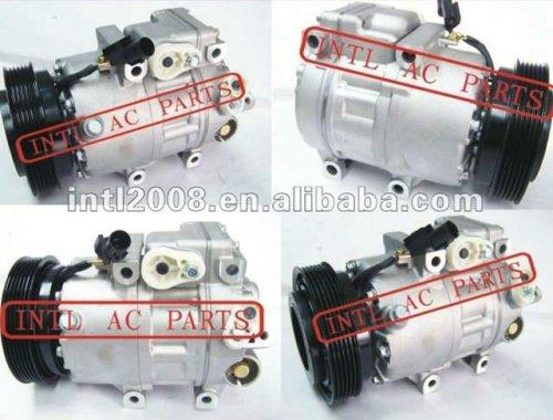 Halla- hcc vs-18 ar condicionado compressor ac para hyundai santa fe hyundai veracruz ma5ba-01 f500-ma5ba-01 ma5ba01 f500ma5ba01