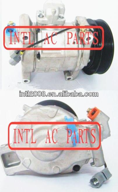 Denso 10sr15c ar condicionado compressor ac para honda accord crosstour honda accord 38810-r40-a01 38810r40a01 447260-6960