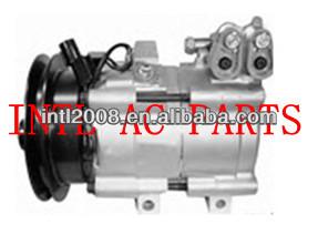 Halla- hcc fs10/fx15 ac compressor de ar condicionado para hyundai lantra sotaque pônei s coupe 97701-28153 97701-24704 97701- 24a20