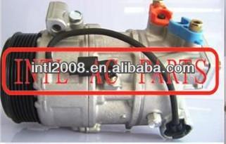Denso 5se12c bomba de auto ar condicionado compressor para bmw 118d 120d 123d 320d 318d e81 e87 e92 e91 64526935613-02 447180-9591