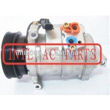 Denso 10s17c compressor ac para 300 chrysler dodge charger magnum 3.5l 55111035aa 55111035ab 4596491ac 5137694aa 5093736aa