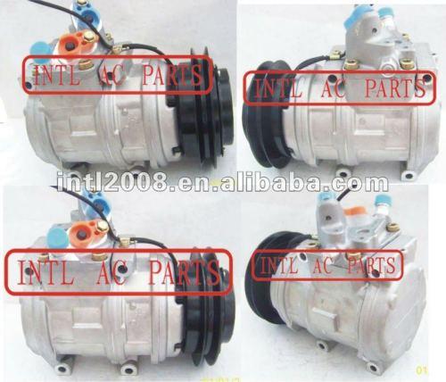 Denso 10pa17c ac compressor de ar condicionado para toyota land cruiser lexus lx450 88320-60580 447200-4553 447200-4556 447200-3680