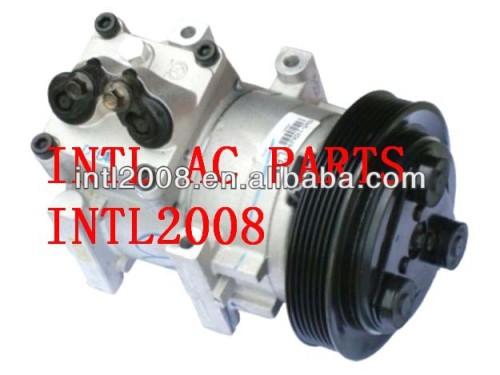 Hs15 halla hcc automóvel ar condicionado compressor ac fiesta ford ka ecosport 1. 6 2. 0 2002-2008 5s65- 19d629- dd 5n15- 19d629- ba 5s6519d629da