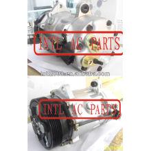 Carro ac compressor sanden 7v16 para volkswagen vw sharan 1. 8 1. 9 2. 0 2.8 00- 05- 7m3820803a