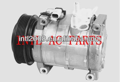 Denso 10s17c auto ar condicionado compressor para jeep liberty limitada 2.8l 05-06 447220-3975 55037467ab 55037467aa 55037467ad