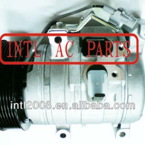 Denso 10s15c 447260-8561 4472608561 ac auto compressor do ar condicionado para toyota innova fortuner hilux toyota hi lux