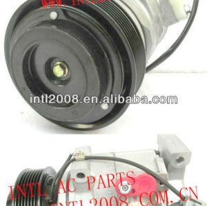 Ar uma/c compressor denso 10s17c 6pk toyota prado 4.0 2700 rzj120 03-09 04 05 06 07 88320-35720 88320- 6a050 8832035720 883206a050