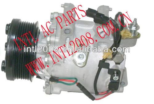 Um/c compressor sanden trse07 3410 3430 3408 4903 para honda civic 1.8 1.6 2006- 38810-rna-004 38800-rnc-z01-m2 38800-rsa-e01