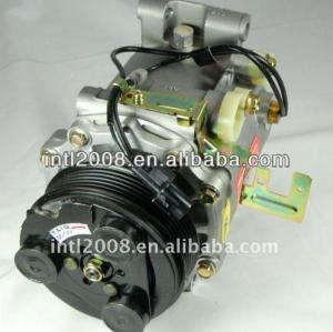 MSC105C PV6 auto a/c compressor for 6G75 Mitsubishi Endeavor 03-07 MR513474 MR958859 MR578968