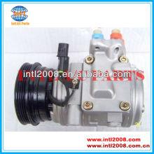Denso 10pa15c compressor para kia sportage l4/carens ii 2.0 97701- 2d700 97701 2d700 ok2fy-61450 ok2fa-61450 0k2fy- 61450