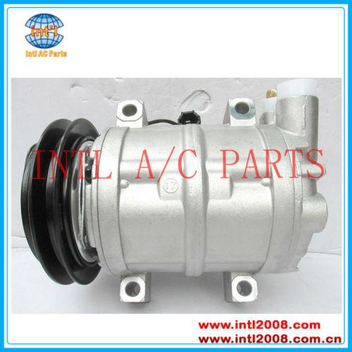 Valeo dks-17ch con air um/compressor ac para nissan np 300 np300 2.5 dci 2008- z0009565a 506211-8510a 92600- 2tb0a 926002tb0a