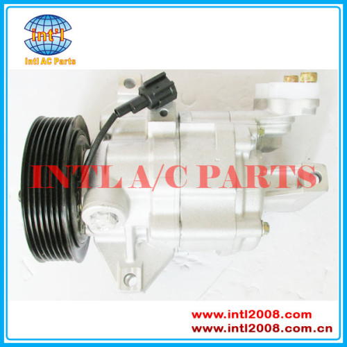 506021-7470 5060217470 Z0014129A Z0004246B 92600-ED000 Zexel DKV-08R / DKV08R compressor ac auto para Nissan Latio / Tiida