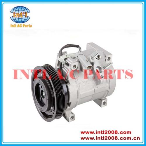 Nova ac 10s17c compressor para chrysler pacifica 05 2005 06 2006 07 2007 08 3.8l v6 5005450ae 5005450ad 5005450af