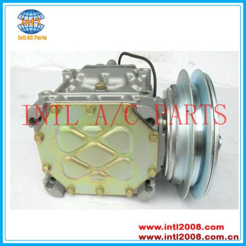 Ac compressor mitsubishi fuso lutador 1994 diesel aca200a007a fk337d-553073 fk337d553073