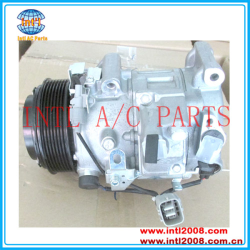 Denso 7sbh17c compressor ac para toyota highlander landcruiser 3.5l 08-10 471-1615 88320-48150/48160