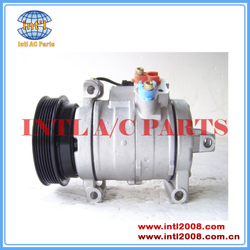 Compressor denso 10s17c chrysler 300 c/dodge charger magnum/jeep grand cherokee 6.1 5.7 4596492ac 55116917ab 55116917ac