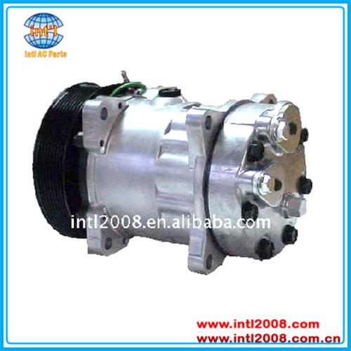 sanden sd7h15 8003 3962650 7403360 8113624 compressor ac para volvo caminhões camion fh12 fh16 813012 8142555