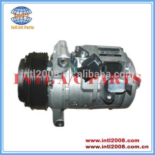 Ac auto compressor 10s17c para o cadillac cts submodelos v6 motores 2004-2007 1521223 1913046 19130460 89023450 97330 co21223sc
