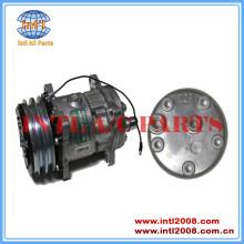 sanden sd508 sd5h14 auto ar condicionado compressor 4536 6630 6676 7511643