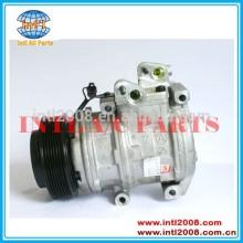 Denso 10pa17c auto um/compressor ac para kia sorento 2.5 crdi diesel hyundai bomba ac 2004-2008 1625023500 4k5010129 97701- 3e000