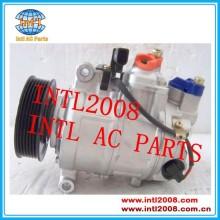 Ar condicionado compressor ac para audi a4/a4 quattro a6/a6 quattro 2000-2001 denso 6seu14c 8e0260805ba 4f0260805p 8e0260805ca 8e0260805