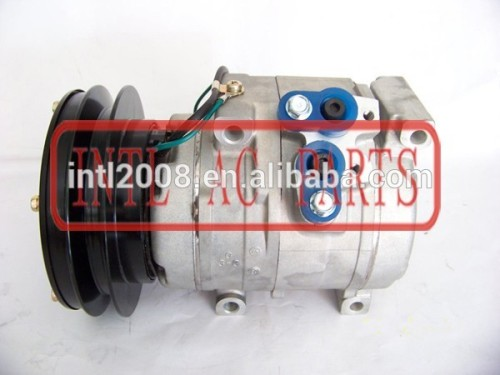 Air conditioner Compressor for John Deere Komatsu excavator 20Y-979-6121-10S15C- NEW 447220-4053 7512875