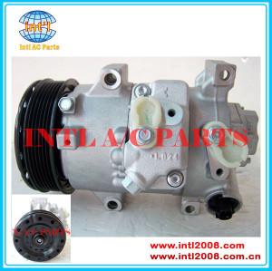 denso 6SEU14C Air conditioner compressor toyota corolla 2010 2009-2012 matrix SCION XD XB 1.8L 2.4 447260-1496 447260-1495