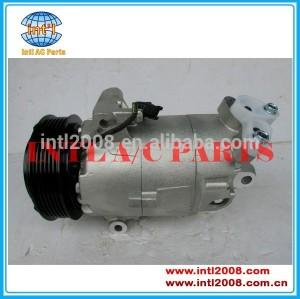 Delphi harrison cvc ar condicionado compressor para nissan qashqai renault clio iii 2004 2006 2010 92600- 1db3a 92600-jd200 92600-jd200e