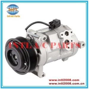 Auto carro ac um/c 10s11c compressor para o cadillac cts v6 3.2l 197 cid 2003 2004 25698006 89023449