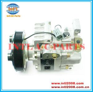 Panasonic 5M81-19D629BA GK2G-61450M 5M8119D629BA GK2G61450M H12A1AF4DW auto ac compressor 00-10 Mazda 6,GY, GG, 2.0Lt Diesel