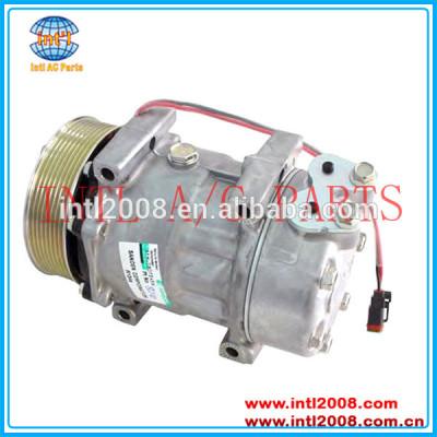 ac compressor sanden sd7h15 pv8 para caminhões scania euro5 diesel 1853081 1888033 1 853 081 1 888 033