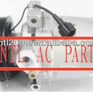 Condicionador de ar da bomba cr14 compressor ac para nissan nissan frontier xterra suzuki equador 92600-ea300 92600-ea30c