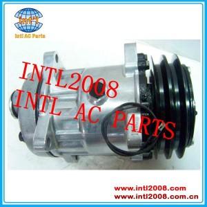 Sanden 7803 compresor para chevrolet kodiak/gmc topkick p30 6.0/7.0/7.4l 366/427cid 1994-2000 15680077 15020478 15-20354 7803c co