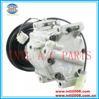 Ac compressor scsa06c 06c para o trator kubota& veículos utilitários b3030 l3240 m120 l3940 m125x m110 6a671- 97114 6a671- 97110