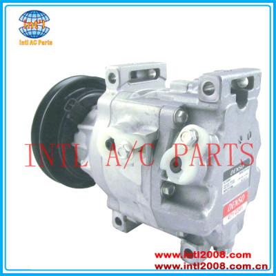 Denso scsa 06c compressor ac para agco/challenger tratores/massey ferguson tractores compactos 6251414m92 6244536m92 mia10078